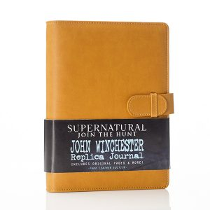 Shop All SUPERNATURAL Officially Licensed Journals and Accessories