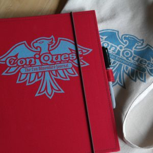 Shop All Original Con*Quest Adventure Journals and Accessories