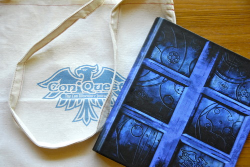 Conquest Adventure Journal - Companion Journal