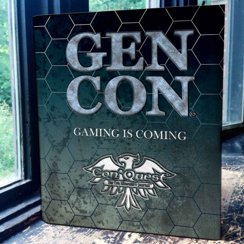 Gen Con Gamer's Journal