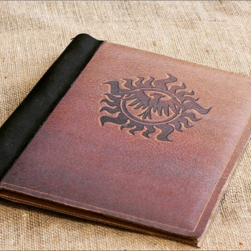 Supernatural Inspired Con*Quest Adventure Journal