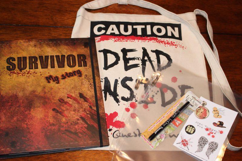 Survivor's Con Pack