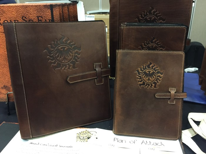 leather Hunter's Journals