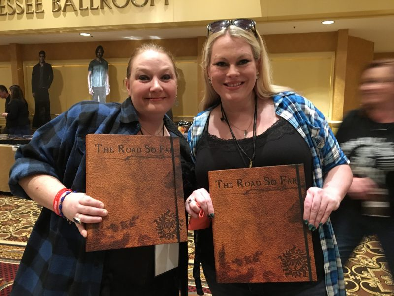 These awesome ladies said our journals MADE their cons for them. This is why we make them and I love it.