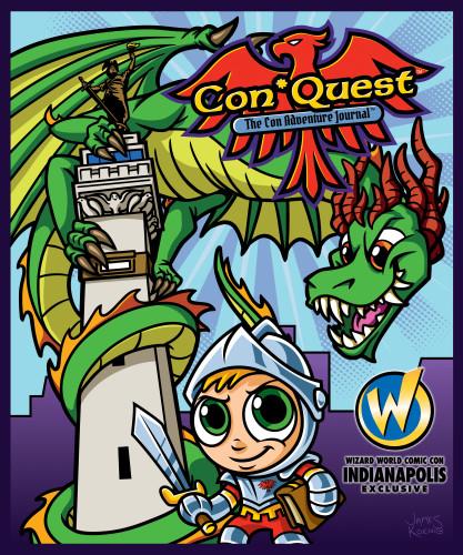 Indianapolis Comic Con Show Exclusive
