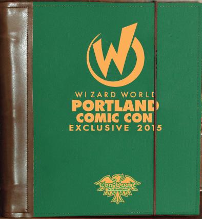 Portland Comic Con Show Exclusive