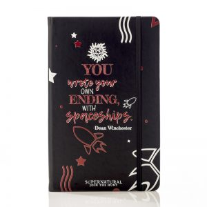 Shop All SUPERNATURAL Officially Licensed Journals and