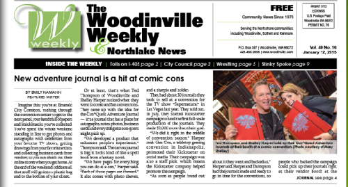 Article Woodinville Weekly