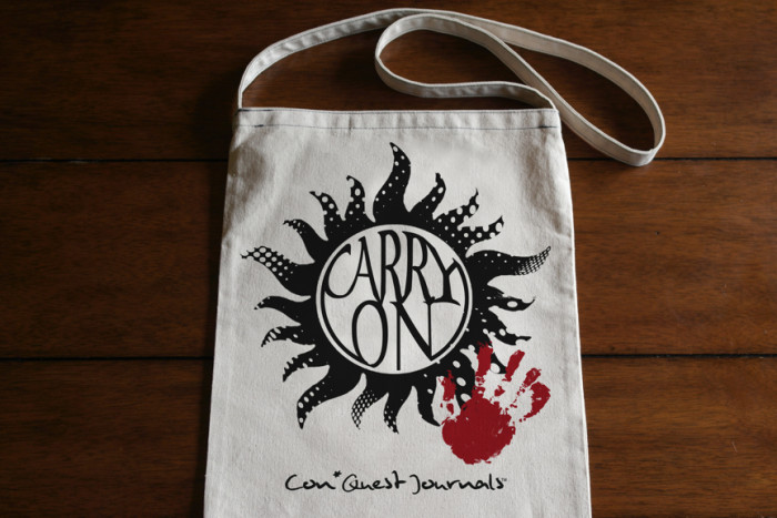 Carry on our wayward son, carry it in this bag