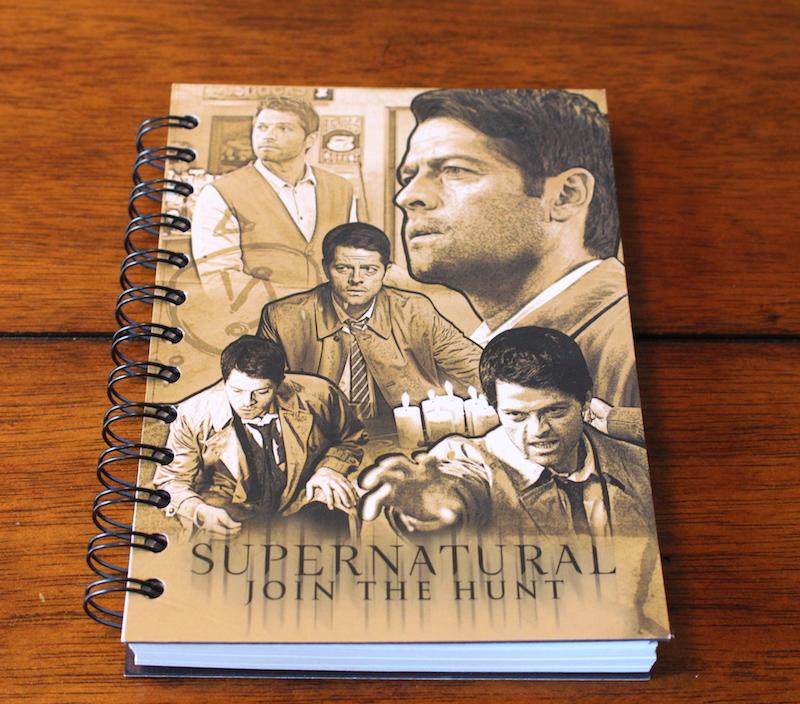 Supernatural » Con*Quest Journals