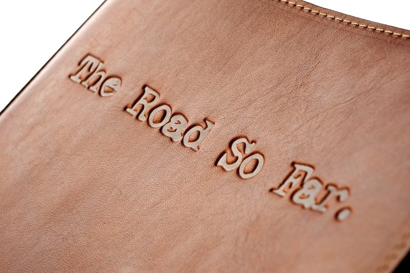 SUPERNATURAL Leather Close Up